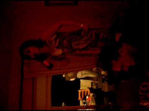 Jennifer MC Quillan doing Frank Spencer ;)