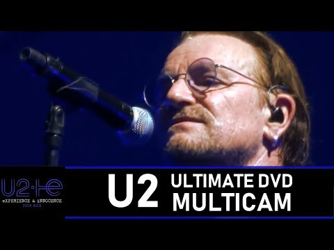 ULTIMATE DVD MULTICAM U2 EXPERIENCE + INNOCENCE TOUR 2018 (MULTICAM - HD)