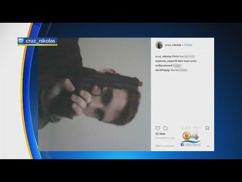 Florida School Shooting: Accused Gunman's Social Media Paints Disturbing Image