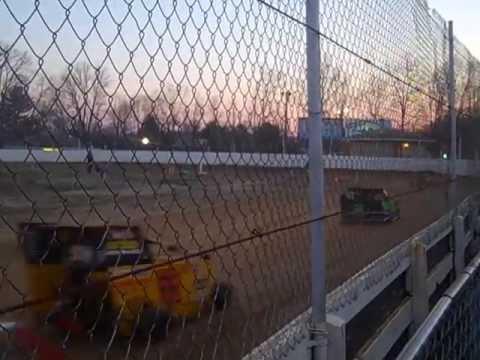 Microstock/WF 1st heat at snydersville raceway 4/26/13