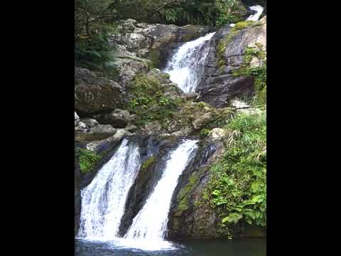奄美大島アランガチの滝