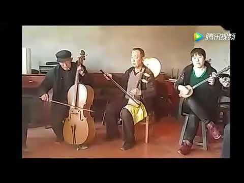Jinju instrumental music 晋剧曲牌 from Shanxi 山西, northern China