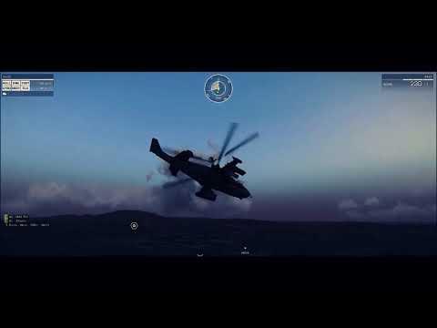 Arma 3 / VBS 3 Military simulator Demo Air assets modern air combat