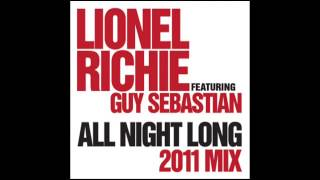Lionel Richie   All Night Long 2011 Mix) ft  Guy Sebastian   YouTube