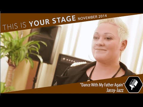 Jassy-Jazz, Dance With My Father Again, cover, Celine Dion, This Is Your Stage