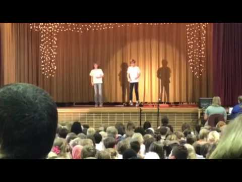 Kenny 2017 Talent Show!