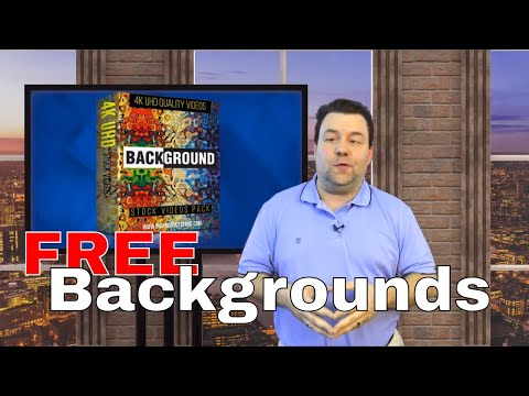 Free Video Backgrounds - 4K & HD Animated Stock Backgrounds