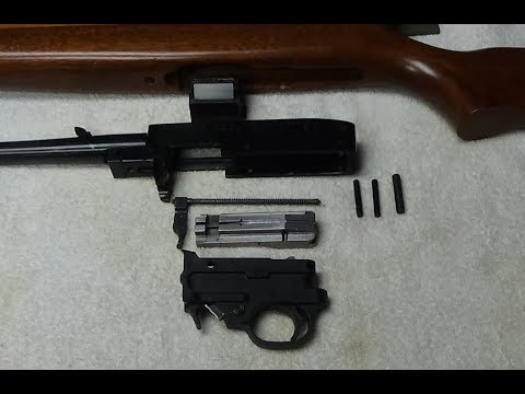 Ruger 10/22 Talking, Cleaning, and Magazine Release