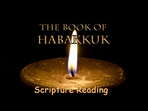 The Book of Habakkuk: A Warning For America (Part 3)