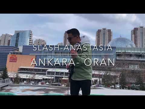 Slash- Anastasia Guitar (Cover)