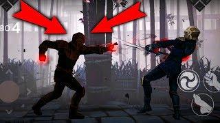 НОВЫЙ ОНЛАЙН РЕЖИМ ЖЕСТЬ Shadow Fight 3 игра прохождение