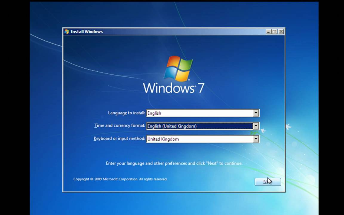 Advanced System Restore for Windows 7 - YouTube
