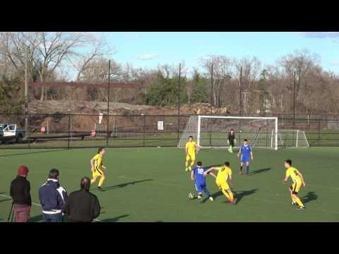 4/2/17 FA Euro vs. Royal Soccer Academy 1st Half