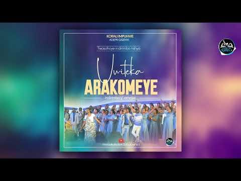UWITEKA ARAKOMEYE By IMPUHWE CHOIR ⁄ ADEPR Gisenyi Official Audio 2019