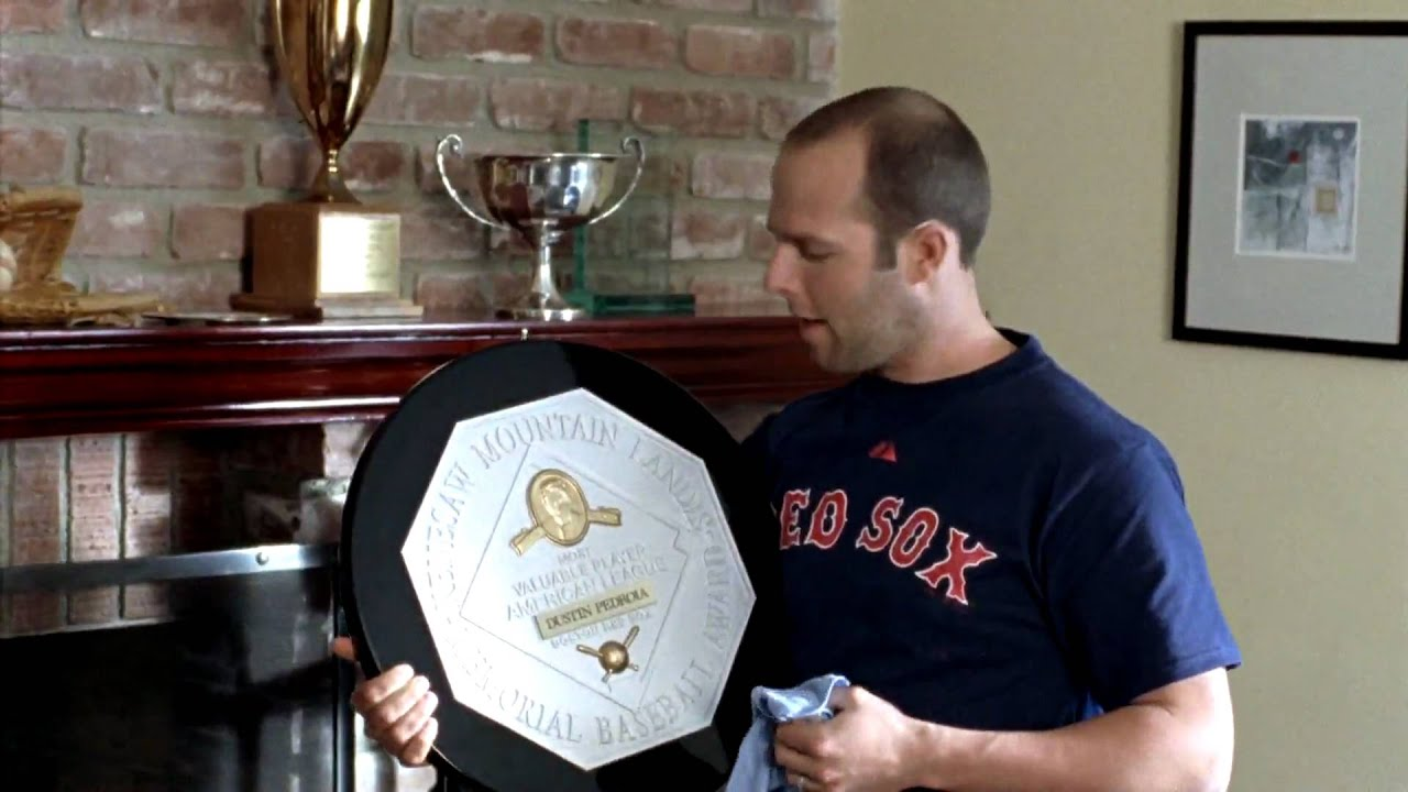 PS3 vs Dustin Pedroia 01 - 2008 American League MVP