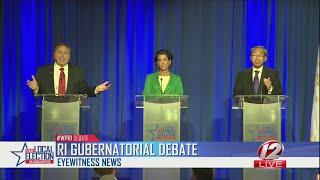 WPRI-12 Gubernatorial Debate