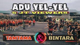 Download lagu ADU YEL YEL TERBAIK BINTARA VS TAMTAMA // SEMANGAT MELEBIHI BATAS NORMAL