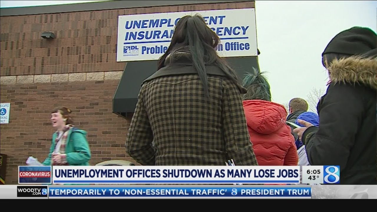Newly jobless frustrated by difficulty in filing for unemployment ...