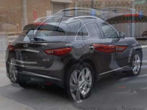 2014 INFINITI QX70 AWD 4dr SUV - Nashville, TN