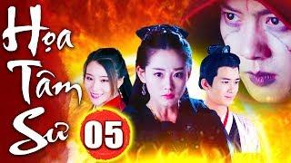 Họa Tâm Sư - Tập 5   Phim Kiếm Hiệp Trung Quốc Mới Nhất - Phim Bộ Hay Nhất 2018 - Thuyết Minh