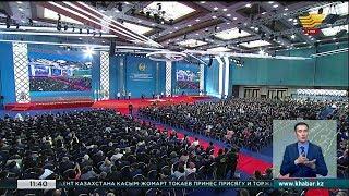 В столице прошла торжественная церемония инаугурации Президента Республики Казахстан