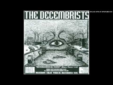 The Decembrists - Heterosexual Panic QUEERCORE EXPLOSION #31