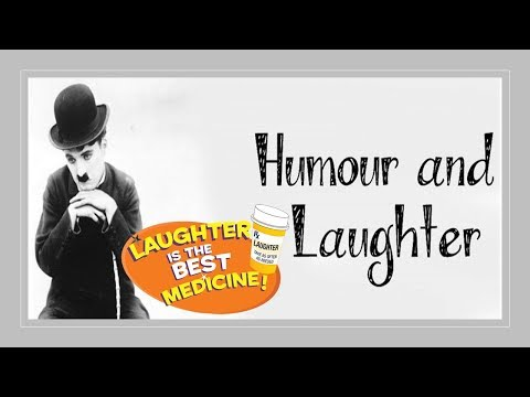 The Healing Power of Humour