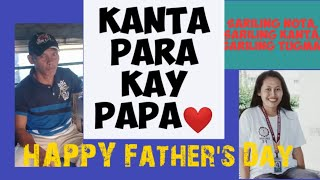 IKAW ANG BIDA   ACAPELLA   FATHER'S DAY   My first song ever