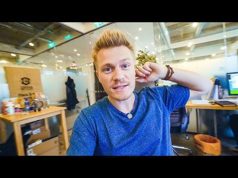 LONDON OFFICE TOUR!
