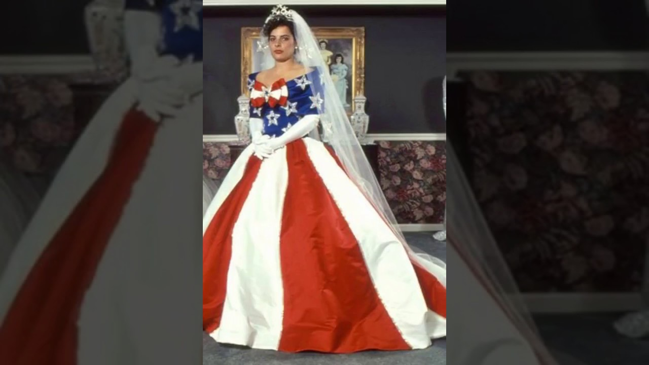American Flag as Formal Wear on If It\'s Hip, It\'s Here - YouTube