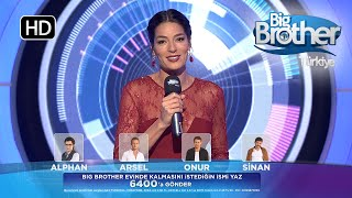 Big Brother Evine Kim Veda Edecek?