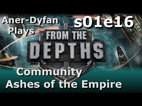 FtD Ashes of the Empire: S01E16: Another Day, Another War