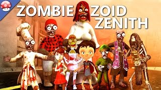 Zombie Zoid Zenith Gameplay PC HD [60FPS/1080p]