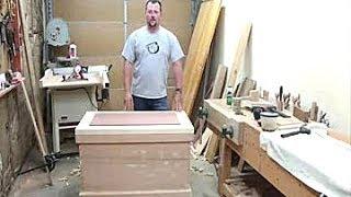Billy's Little Bench Episode #11 Anarchist's Tool Chest Part 2