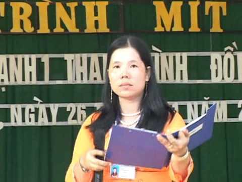 Ngày Hội vệ sinh  Tân Thạnh 1 Thanh Bình Đồng Tháp ( phần Mitting)
