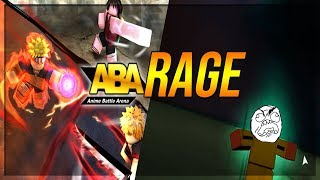 ROBLOX ANIME BATTLE ARENA RAGE (NEW MIC)