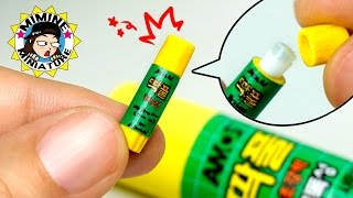 Real Miniature DIY - Glue stick / Mimine Miniature