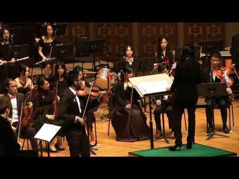 月半小夜曲 大會堂演奏廳@香港業餘管弦樂團