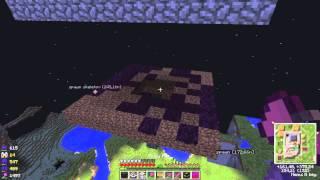 Minecraft + mods #36 - вторая гибридка и проклятая земля