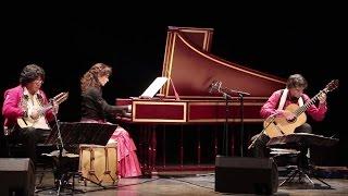 """Gaspar SANZ """"Suite Espagnole"""" - Trio à Cordes Pincées de Paris"""