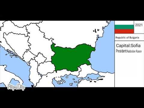 Future Of Bulgaria(2018-2118)