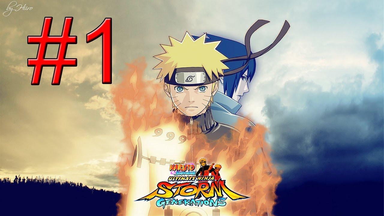 Let´s Play Naruto Shippuden: Ultimate Ninja Storm ...