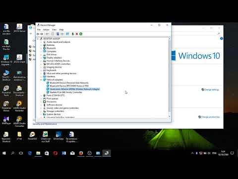 Windows 10 wifi ใช้ไม่ได้ สามารถแก้ไขได้ด้วยการ Update Wifi Driver ลองทำดู