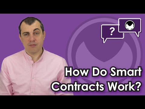 Ethereum Q&A: How Do Smart Contracts Work?