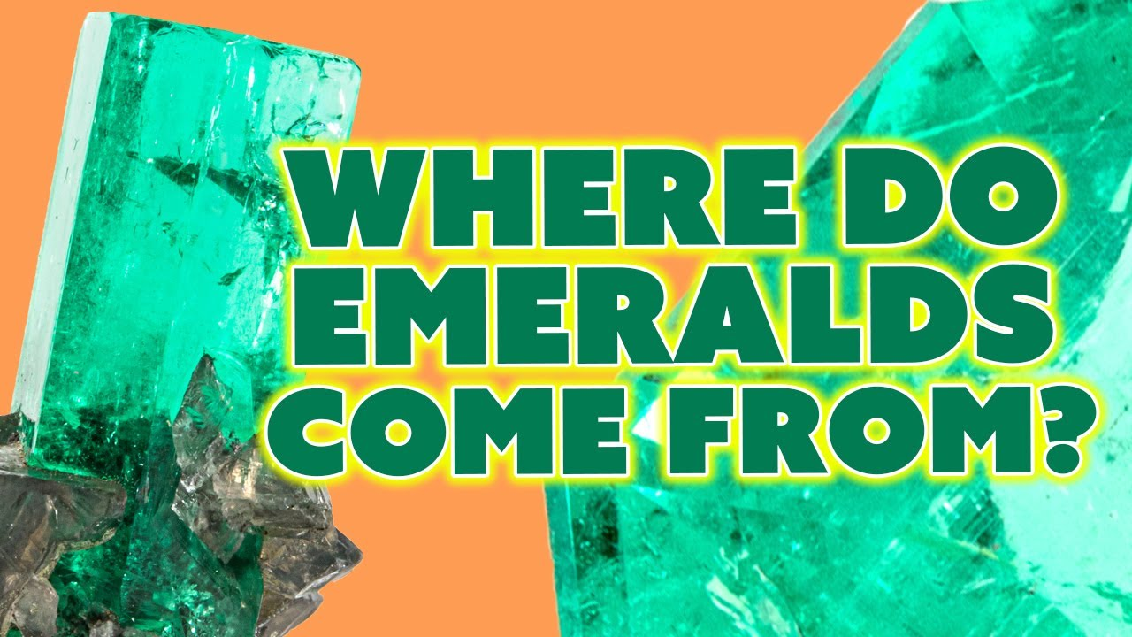Emeralds: Colombia & Beyond