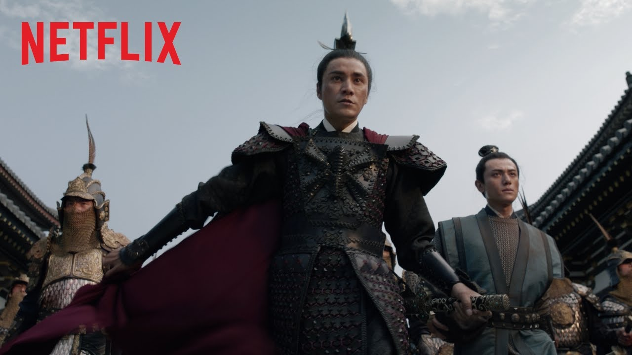 The Rise Of Phoenixes I Official Trailer I Netflix Youtube
