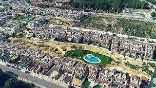 Таунхаус в красивой урбанизации города Polop, недвижимость в Испании