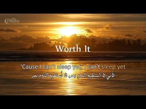 Harris J   Worth It ft  Saif Adam│مترجمة