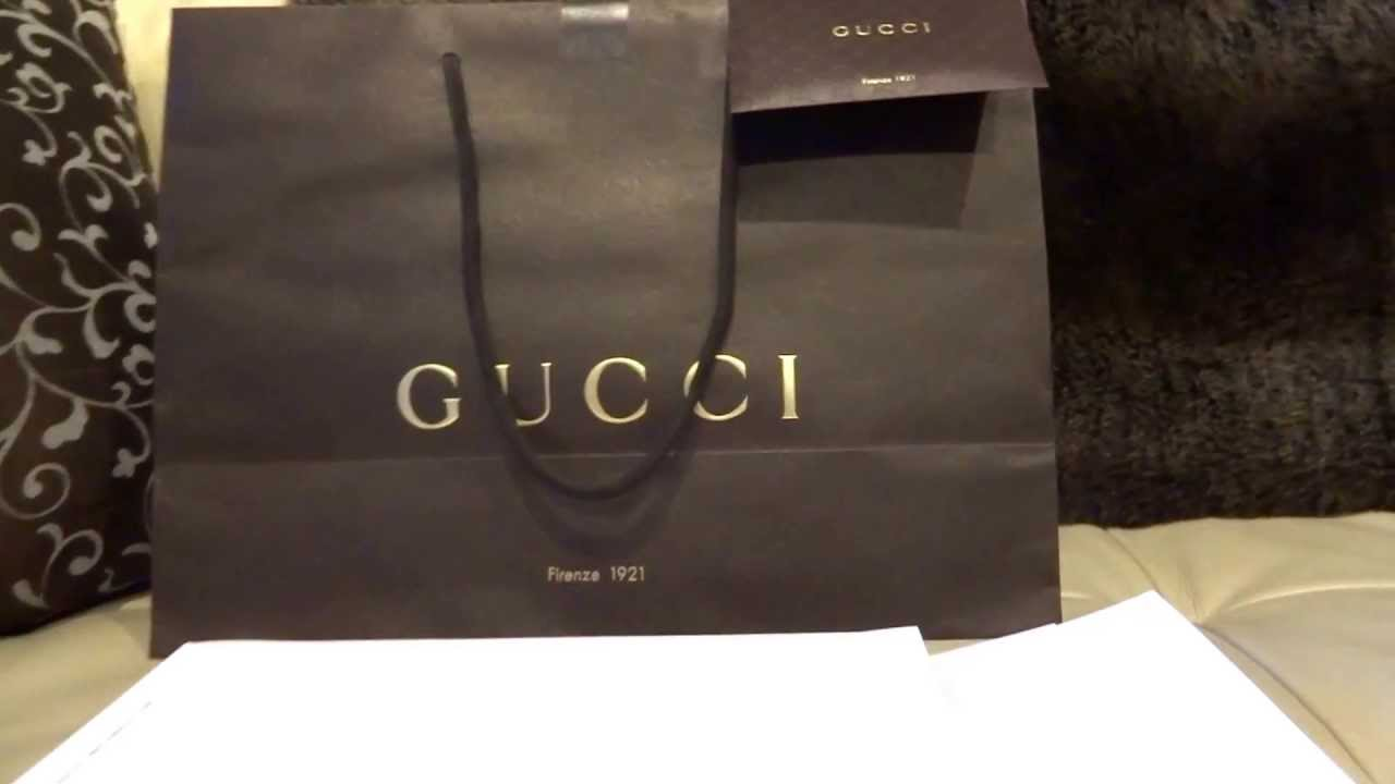 568f10167c6 UNBOXING Gucci Beanies Knit Hat with Web Detail in Black size M ...