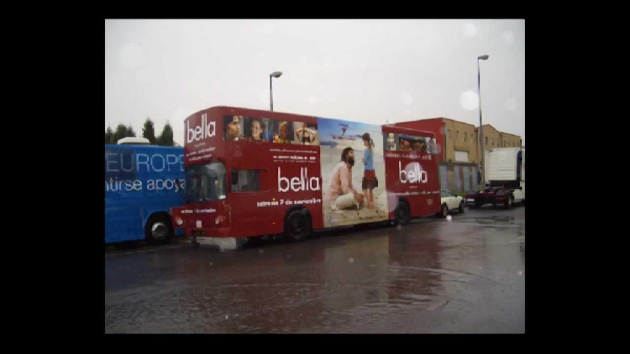 Autobus promocion Bella
